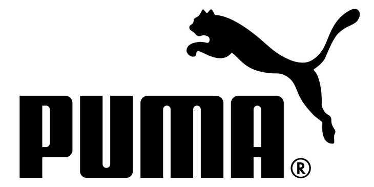 ワンポイントを含むロゴの例